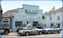 Johns Motors near Towcester